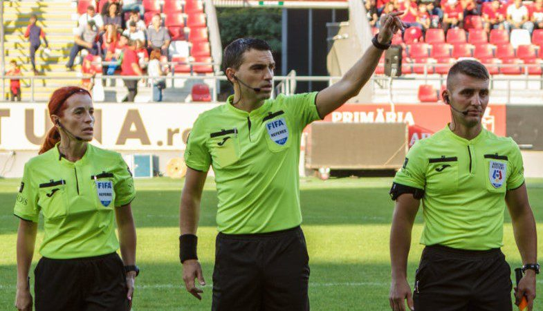 Liga Campionilor se reia cu Ovidiu Hațegan la centru: Arădeanul arbitrează în capitala Spaniei!