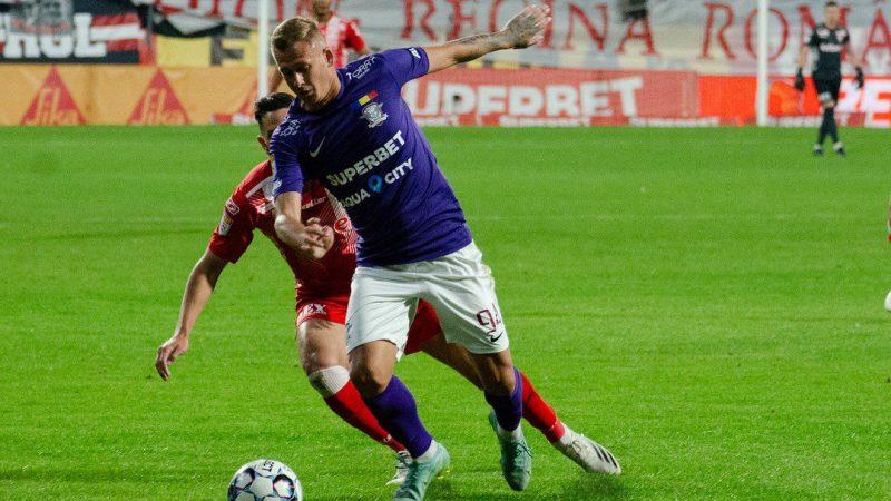 """Hlistei s-a întors acasă, dar în…""""alb-violet"""": """"Meci special cu UTA, arădenii vor pierde greu puncte pe acest stadion"""""""