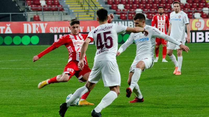 UTA intră două duminici la rând pe teren în Liga 1: Campioana CFR joacă în prime time la Arad!