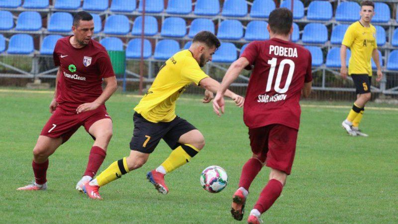 """Lipova se împiedică și nou promovata Pobeda, iar Sabău își asumă totul: """"Am inhibat jucătorii cu schimbarea sistemului de joc""""; Vasilcin speră în salvare"""