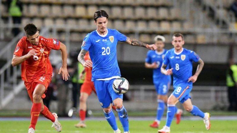 """Arădeanul Man nu a putut ajuta România să obțină mai mult de un punct la Skopje, utistul Baravykas nu a jucat pentru Lituania în """"dușul rece"""" din Italia!"""