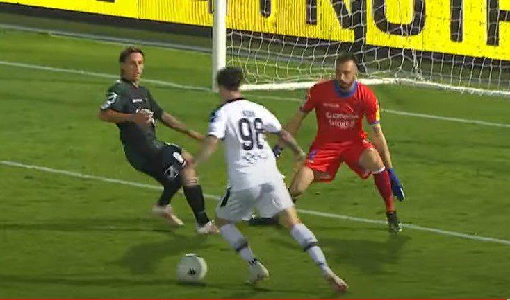 Arădeanul Man, la al doilea gol în Serie B pentru AC Parma + VIDEO