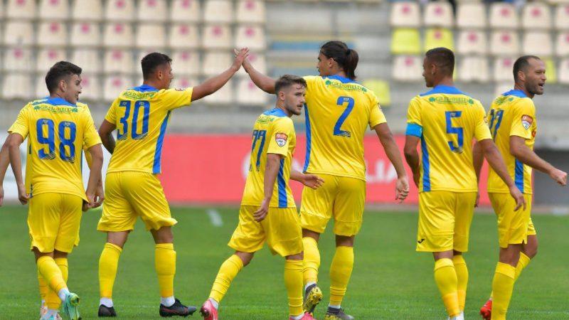Liga a II-a, etapa a 7-a: Petrolul nu are probleme cu Ripensia și e noul lider al campionatului!