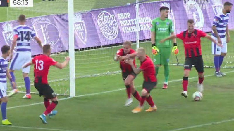 Liga a II-a, etapa a 7-a: Medie respectată și în Liga 2-a cu trei ex. utiști pe lista marcatorilor! Poli pierde pe final cu Csikszereda și se îndepărtează de zona play-off