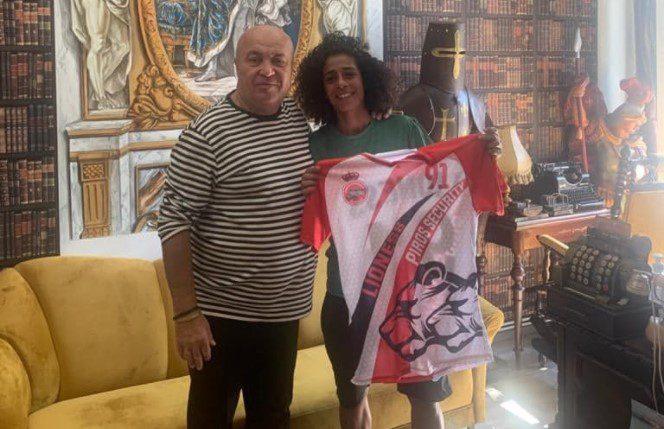 """Piroș Security și-a luat mijlocaș din naționala Egiptului înainte de meciul cu Baia Mare: """"Ne va ajuta foarte mult, trebuie să câștigăm sâmbătă!"""""""