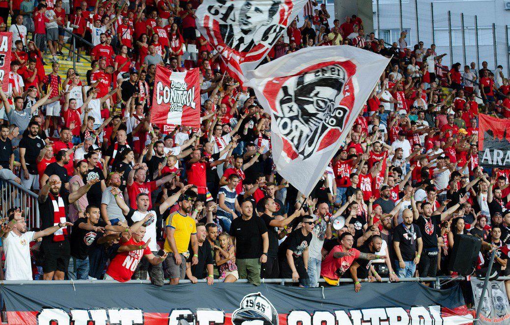 Spectatorii amicalului UTA – FK Kolubara Lazervac își pot asigura din timp și accesul la derby-ul cu Rapidul!