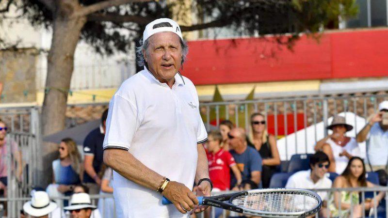 Nasty, cel mai important tenismen din istoria României a împlinit vârsta de 75 de ani