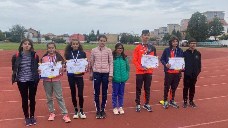 """Rezultate importante pentru atleții arădeni la ,,Memorialul Gh. Indreica – Gh. Mărgineanu"""""""