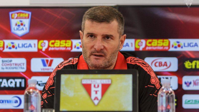 """Mini-revoluție tactică cu FC U Craiova? Balint: """"Surpriză în componența primului 11 și mai ales la anumite poziții în teren"""""""