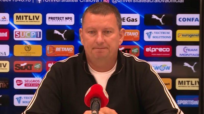 """Meciul cu UTA, aproape decisiv pentru Ionuț Chirilă! Primarul din Clinceni afirmă: """"Dacă nu apar rezultatele, nu o să avem răbdare!"""""""
