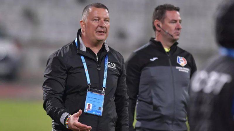 """Chirilă și-a început și munca de manager la Clinceni: """"Vineri am dat un salariu dintr-un împrumut, UTA – o echipă rea, pragmatică"""""""