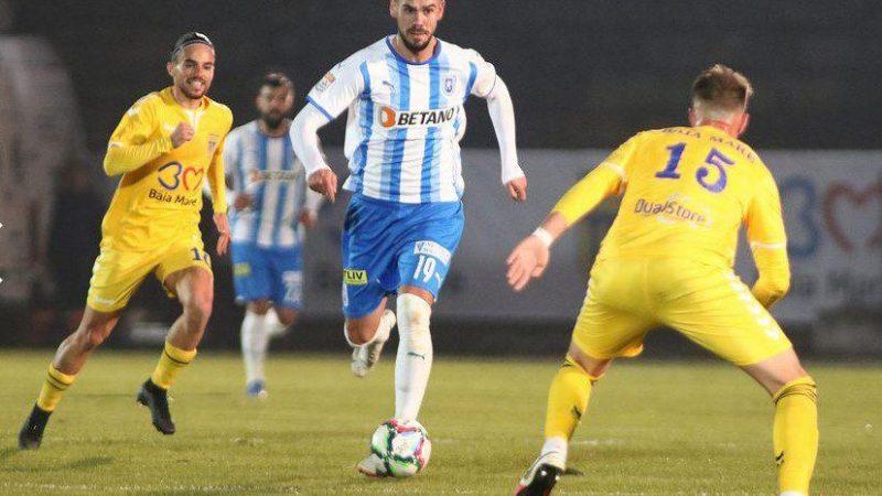 Optimile Cupei României: Universitatea Craiova și-a făcut treaba în Maramureș și e favorită la câștigarea unui nou trofeu!