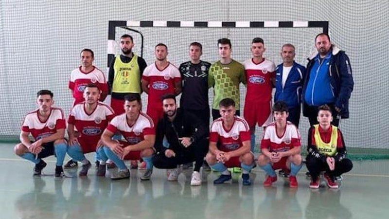 Șimandul a debutat cu 4 puncte în noul sezon al ligii secunde de futsal!