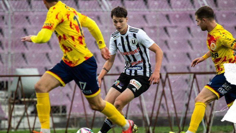 Liga a II-a, etapa a 10-a: Tinerii Hofman și Haită îi aduc trei puncte mari lui U. Cluj pe terenul Ripensiei!