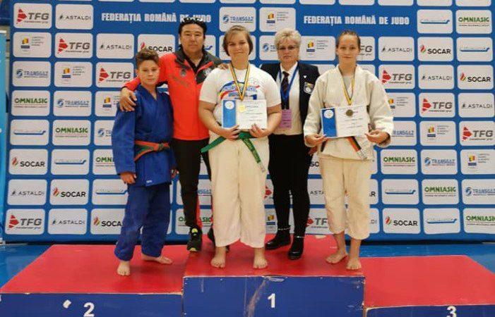 Costea și Dranici au devenit campioni naționali de judo! Cluburile arădene s-au întors cu un total de 11 medalii de la Brașov