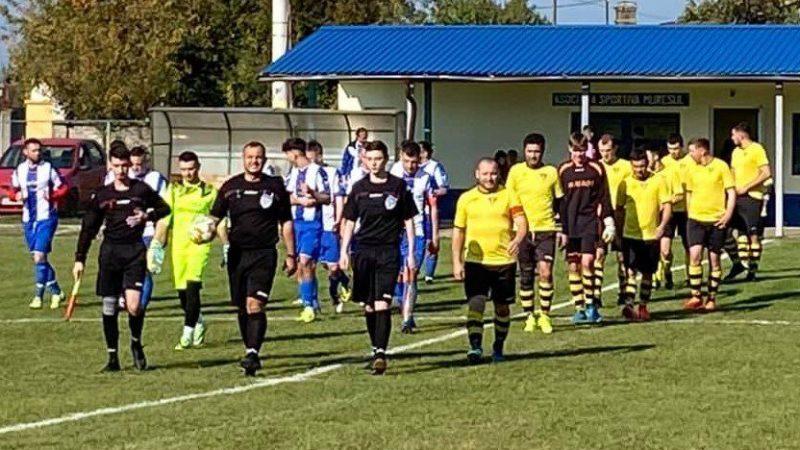 Liga a V-a, etapa a 7-a: Zădăreniul a făcut scorul weekendului, dar Lipova II e noul lider! În celelalte serii, Viitorul și Târnova merg ceas