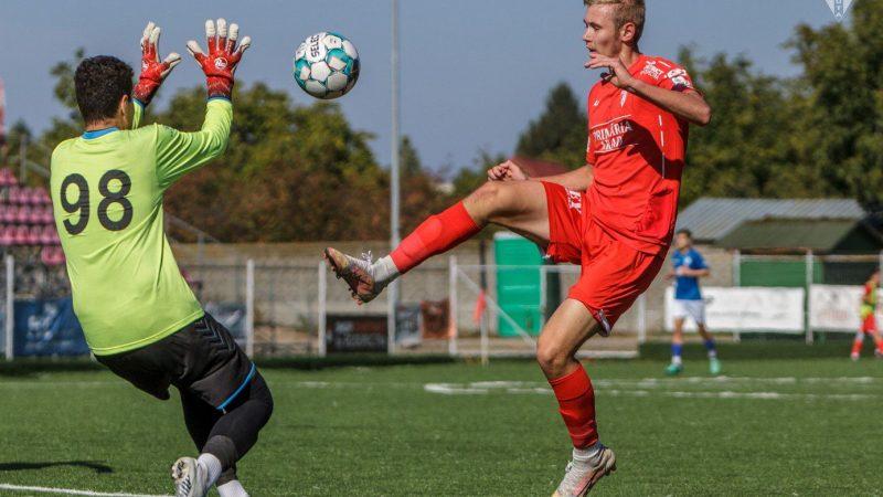 Weekend prolific pentru juniorii Academiei UTA în Liga Elitelor!