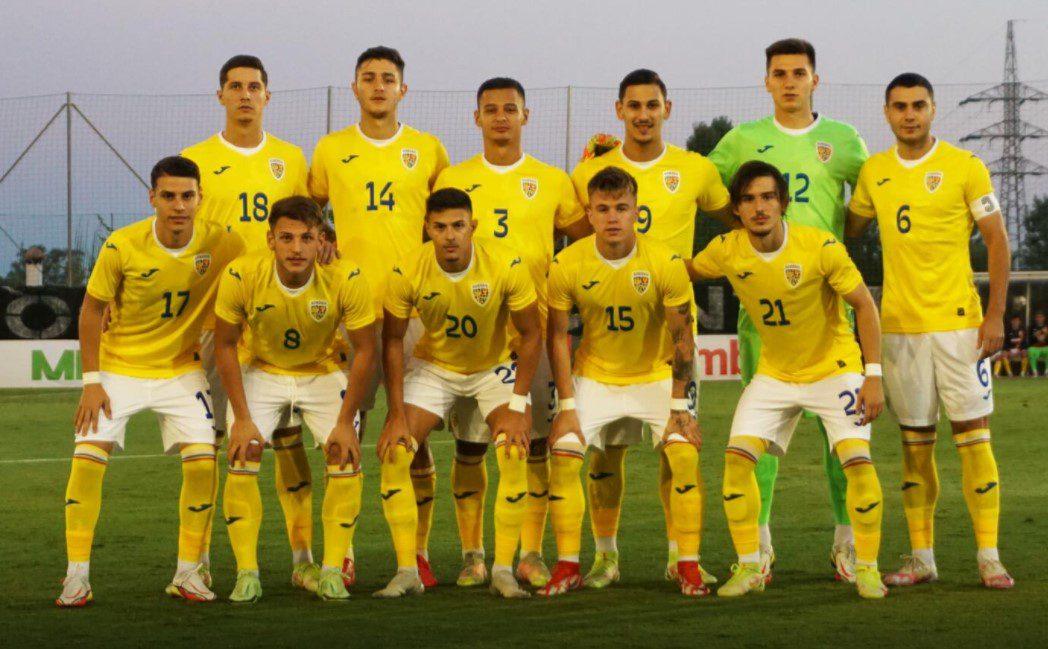 """Utistul Miculescu – 64 de minute pe teren în eșecul """"tricolorilor mici"""" cu Mexicul, Isac a intrat doar pe final!"""