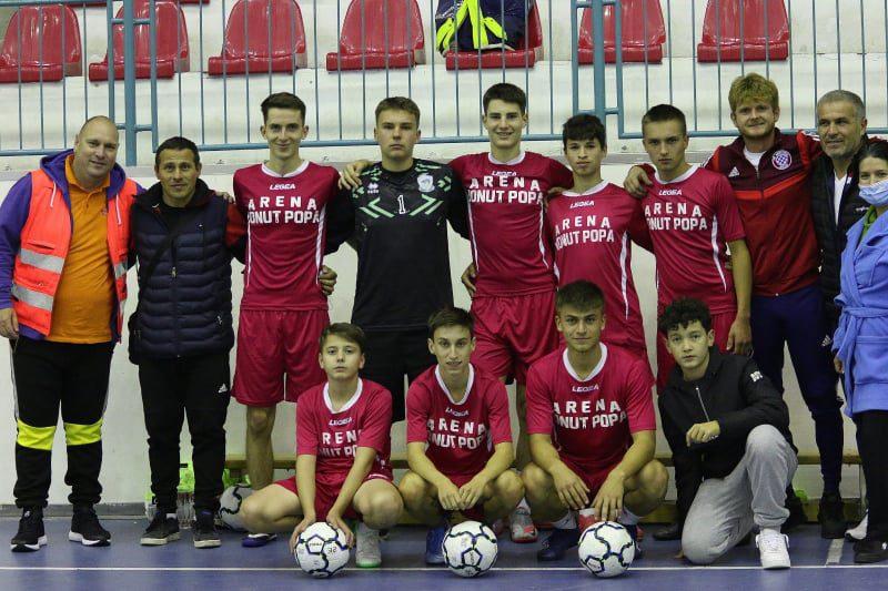 Șimandul e gazda primului turneu al ligii secunde la futsal: Mărcuș și Buruiană contează pe nu mai puțin de 33 de jucători!