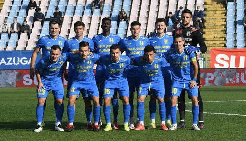 Liga a II-a, etapa a 11-a: Slobozia ia un punct la Buzău și încă mai speră la play-off
