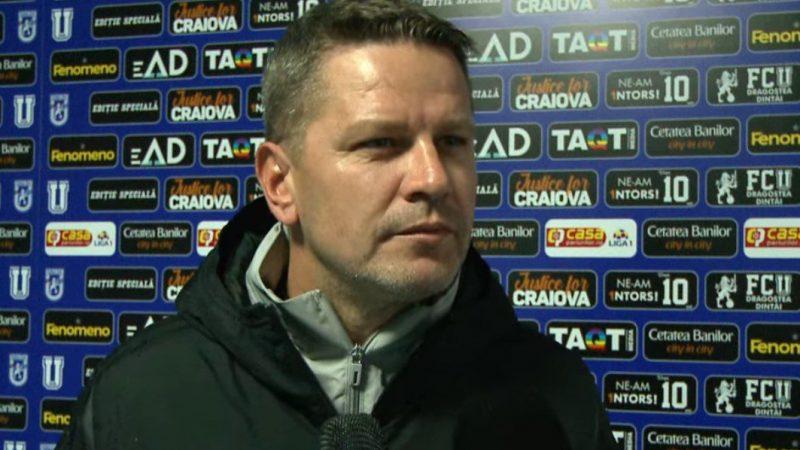 """Balint știe la ce să se aștepte de la Stoican: """"Un antrenor energic, care cere foarte multă agresivitate de la echipa lui"""""""