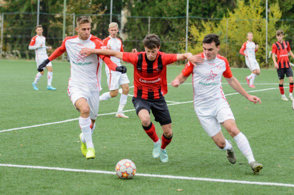 """Liga Elitelor: UTA U16 a făcut scorul campionatului cu """"lanterna"""" LPS Timișoara, echipele mai mari ale """"roș-albilor"""" se întorc cu mâna goală din Secuime!"""